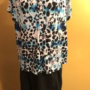 5e0bcab81a9 Tops - Macy s Plus Size blouse! Size 2x. Gently worn